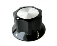 "Knob - ""Classic Dot Style"" 1 inch"
