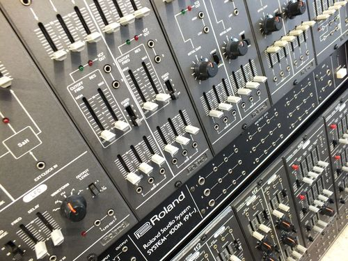 Roland System 100M Synthesizer