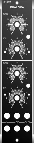 Re:Synthesis Q108-2 Combo Panel